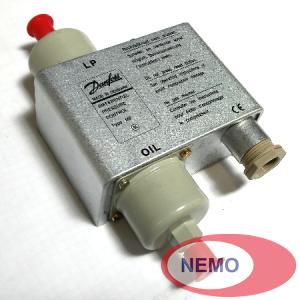 Danfoss    MP 55 differential    pressure       switch    060B0170 NEMO
