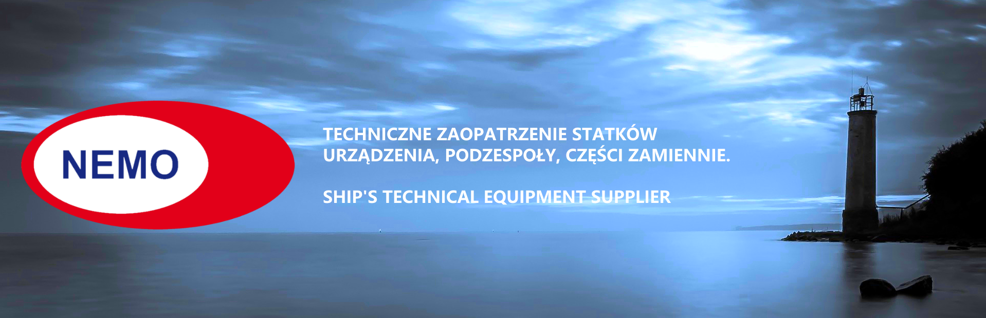 NEMO Ship's Technical Equipment Supplier